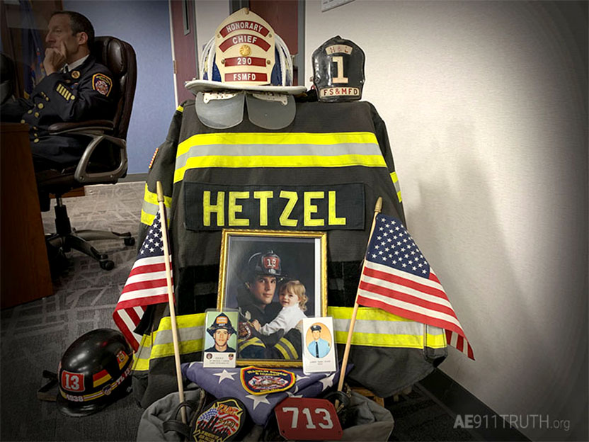 New York Area Fire Commissioners Make History, Call for New 9/11 Investigation