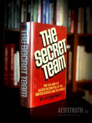 Jeffs Library Collection Secret Team Prouty
