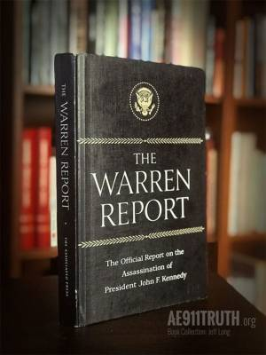 Jeffs Library Collection Warren Report