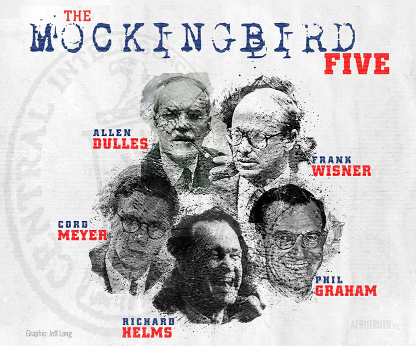the mockingbird five banner 3c53b