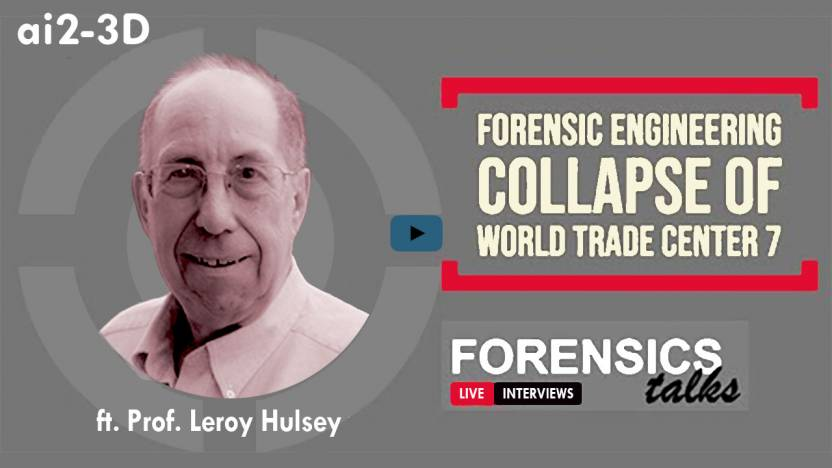Forensic Engineering: Collapse of World Trade Center Building 7 banner