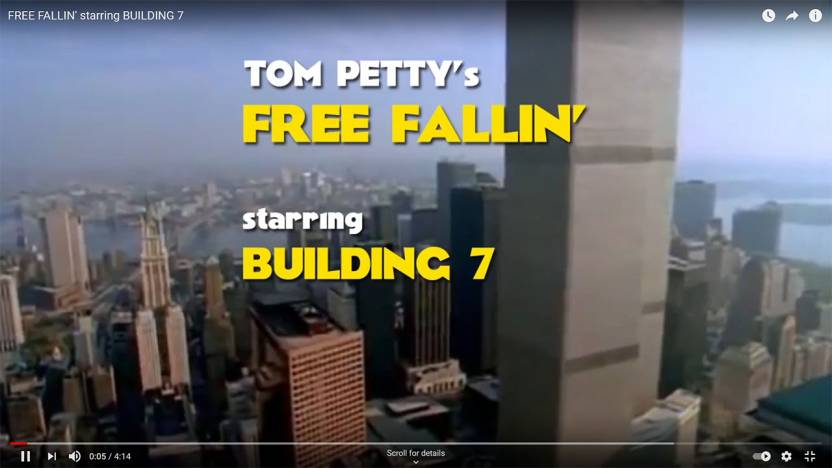 FREE FALLIN' starring BUILDING 7