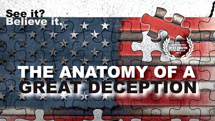 Anatomy of a Great Deception Banner